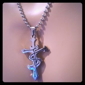 Unisex Aries Necklace